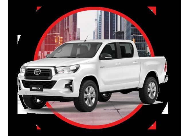 Nova Hilux 2019 Toyota Nova Hilux 2019